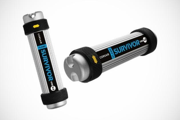 Corsair Flash Survivor Waterproof Flash Drive