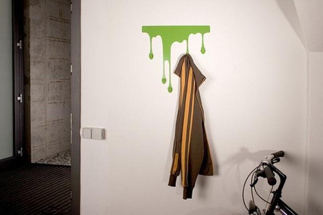 Drop Coat Rack
