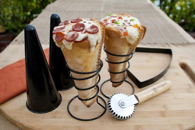 Pizzacraft Grilled Pizza Cones (1)