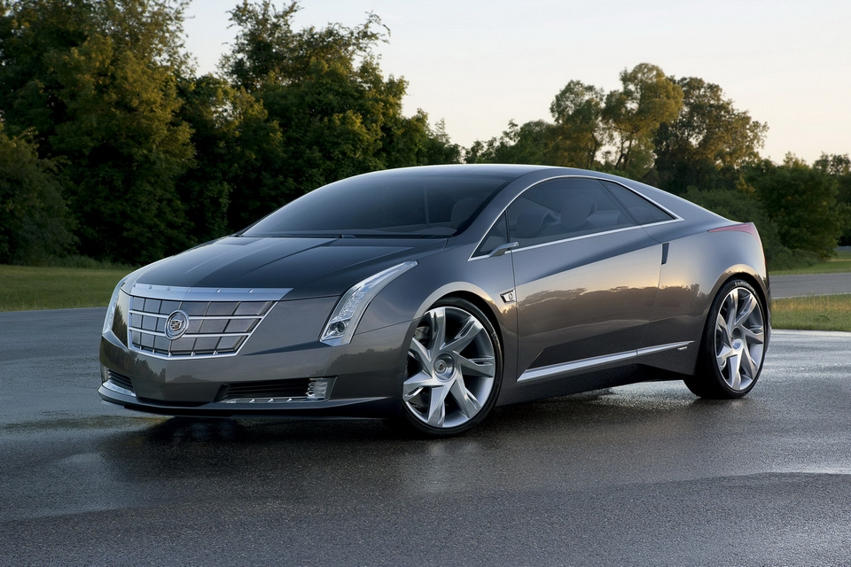 2013 Cadillac ELR Electric Car (2)