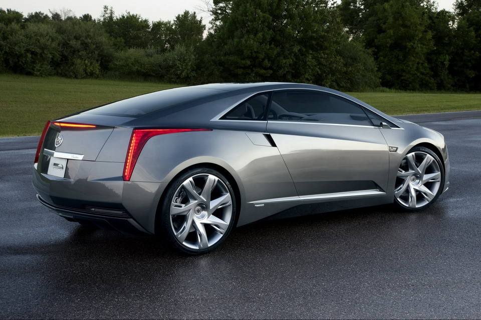 2013 Cadillac ELR Electric Car (4)