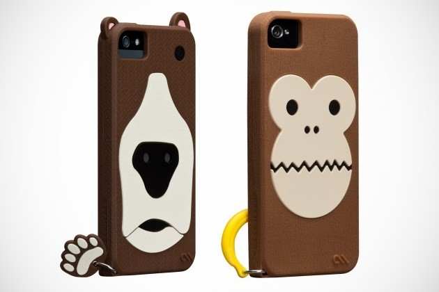 Cool Creatures for iPhone 5 Cases (2)