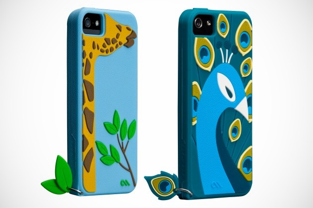 Cool Creatures for iPhone 5 Cases (1)