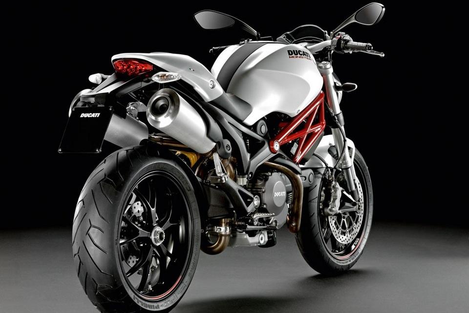 Ducati Monster 20th Anniversary Edition (3)
