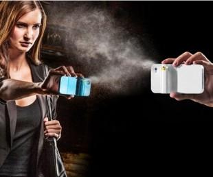 Spraytect - Pepper Spray iPhone Case