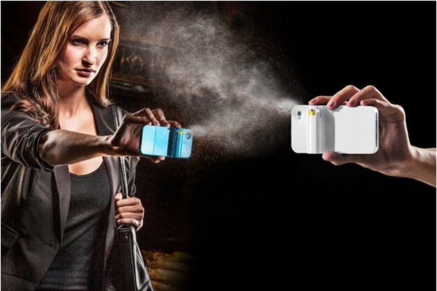 Spraytect - Pepper Spray iPhone Case