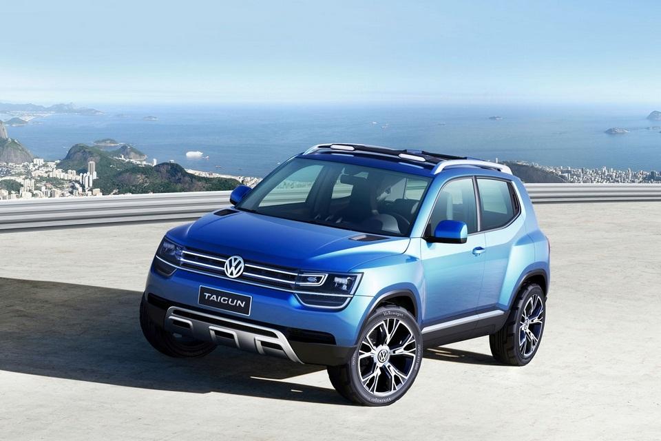 2012 Volkswagen Taigun SUV Concept (1)