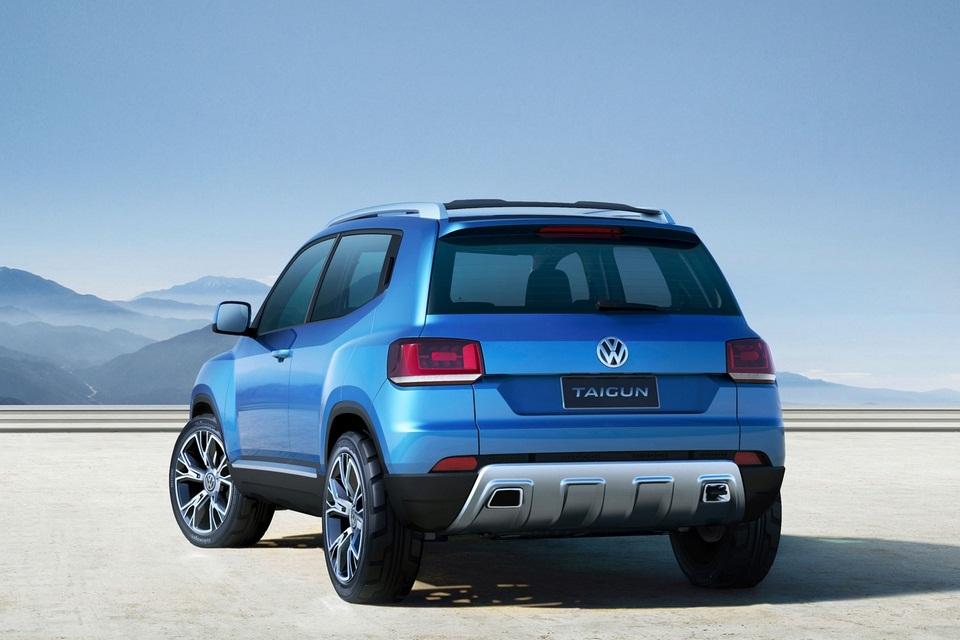 2012 Volkswagen Taigun SUV Concept (4)