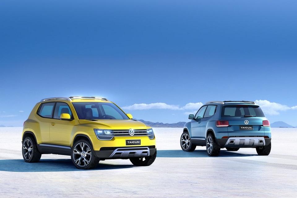 2012 Volkswagen Taigun SUV Concept (2)