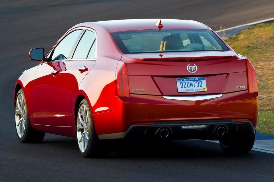 2013 Cadillac ATS (3)