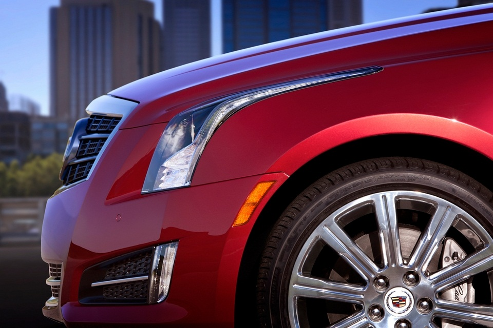 2013 Cadillac ATS (4)