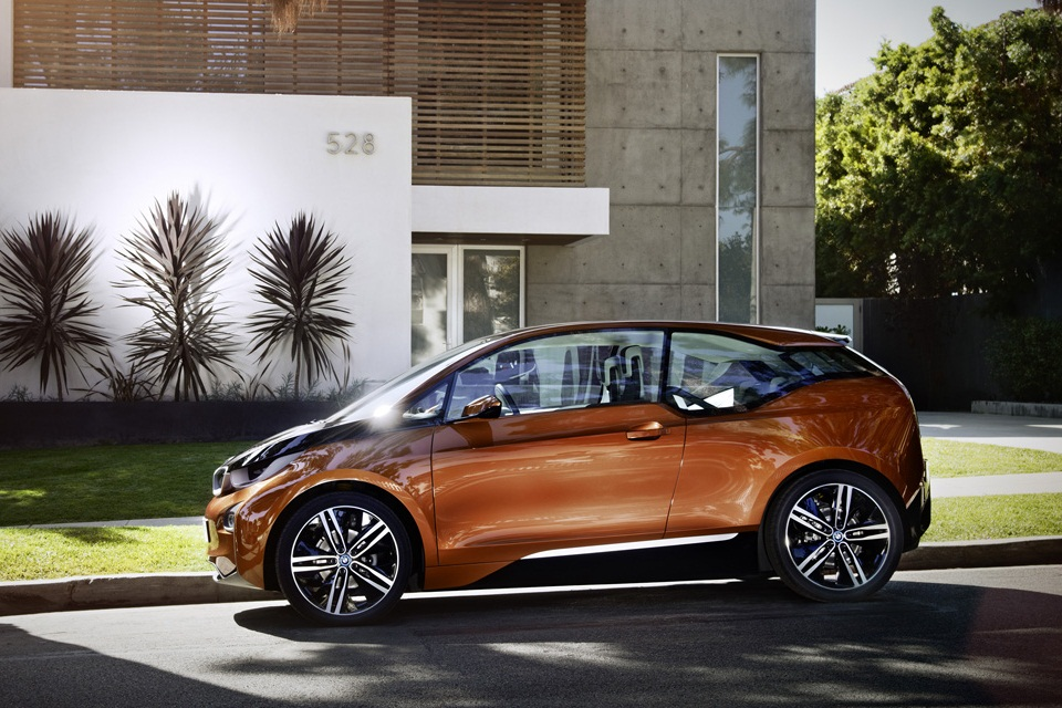 2013 BMW i3 Coupe Concept (1)