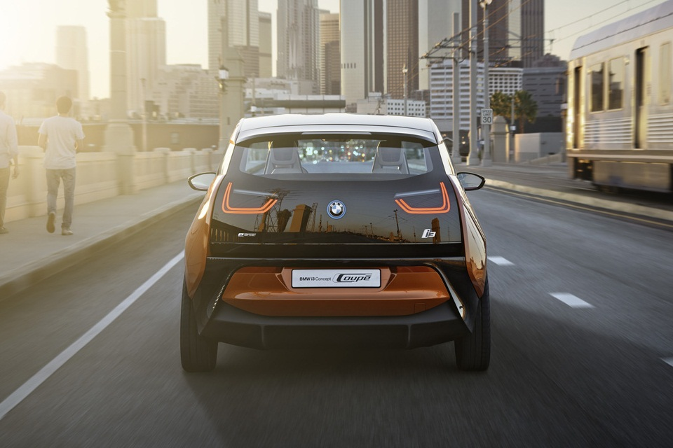 BMW i3 Coupe Concept - Bonjourlife