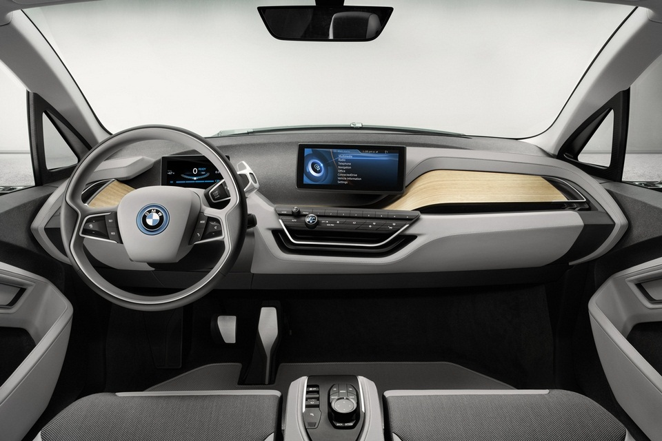 2013 BMW i3 Coupe Concept (3)