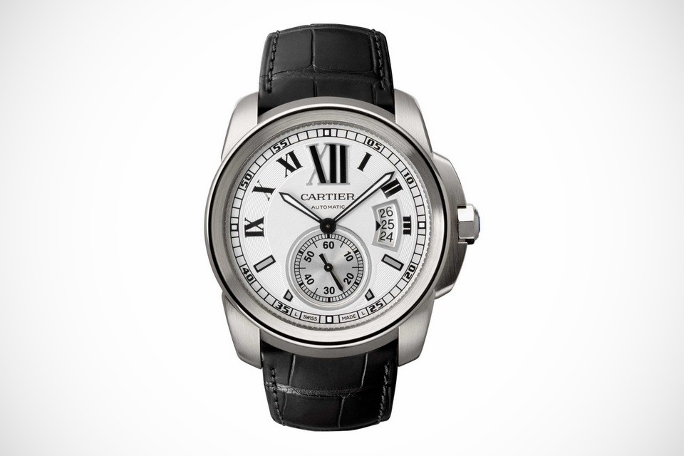 Calibre De Cartier Men's Luxury Watch (2)
