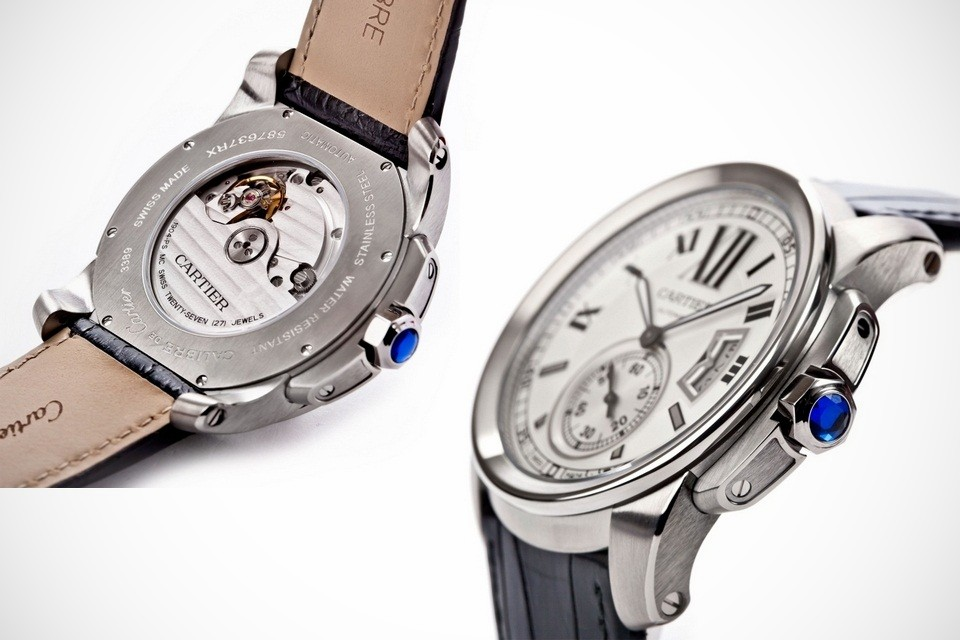Calibre De Cartier Men's Luxury Watch (1)