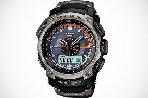 Casio Pathfinder Wrist Watch
