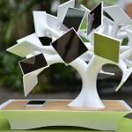 Electree - Solar Powered Bonsai Tree