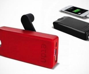 Eton Boost Turbine – Portable iPhone Charger