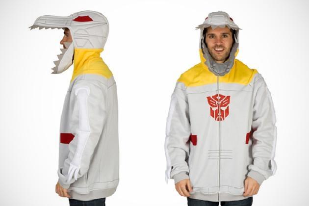 Grimlock Transformers Costume Hoodie