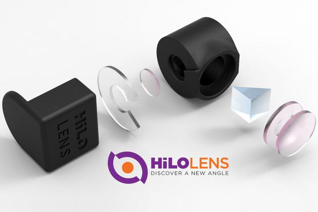 HiLO Lens Camera For iPhone