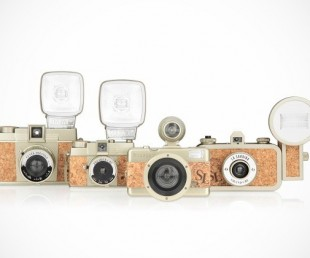 Lomography – 20th Anniversary Champagne Edition Cameras