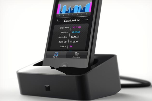 Lumawake iPhone Smart Dock