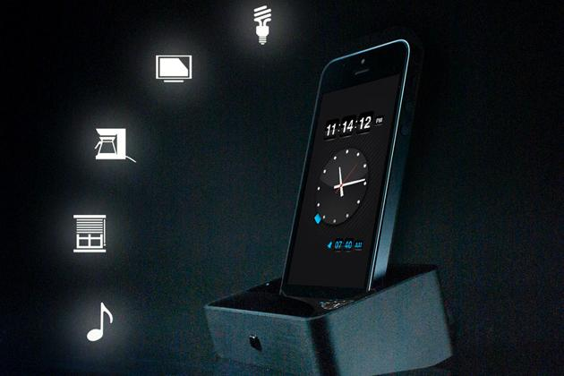 Lumawake iPhone Smart Dock
