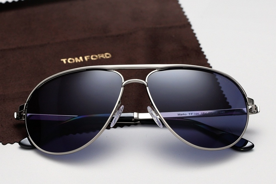 Marko Aviator Sunglasses by Tom Ford (1)