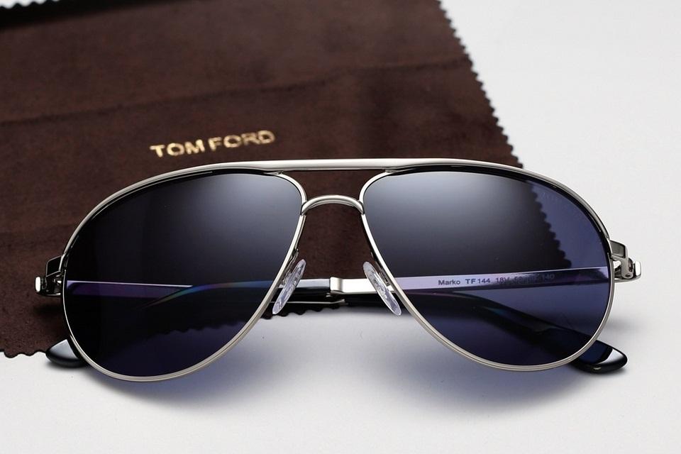 Marko Aviator Sunglasses by Tom Ford (1)
