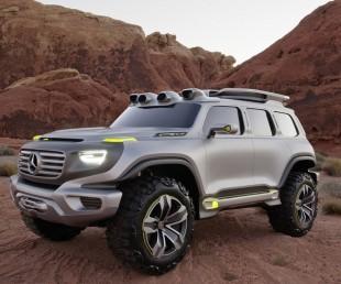 Mercedes-Benz Ener-G-Force Concept (1)