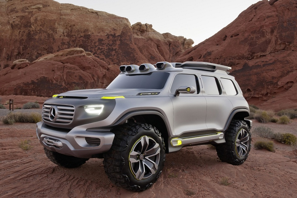 Mercedes-Benz Ener-G-Force Concept (1)