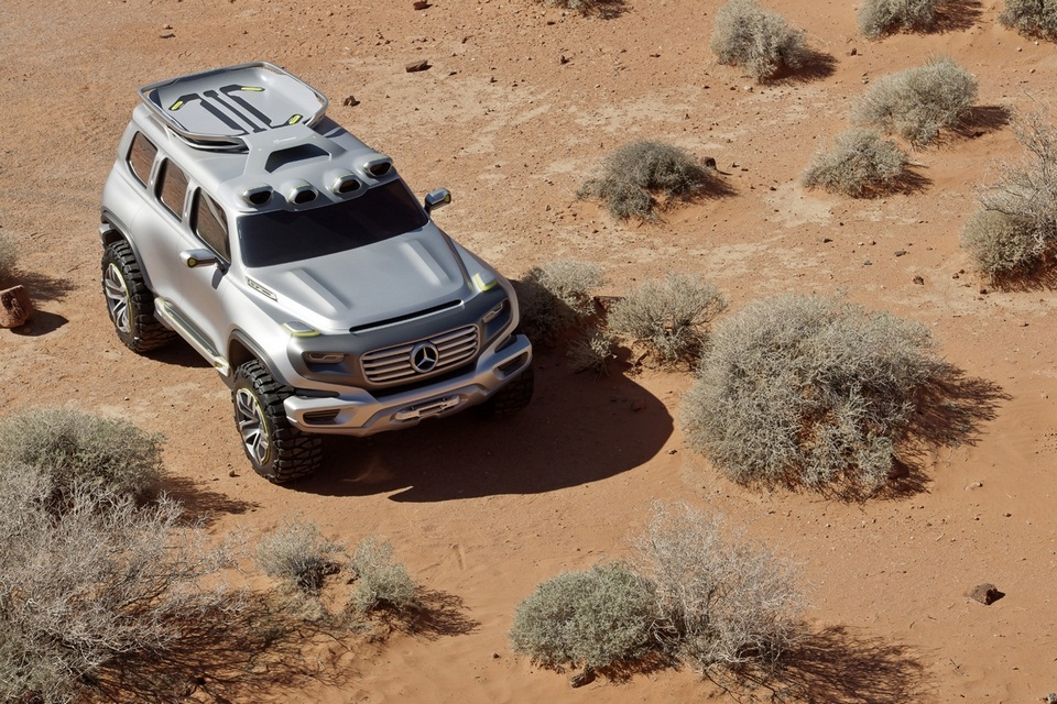 Mercedes-Benz Ener-G-Force Concept (4)