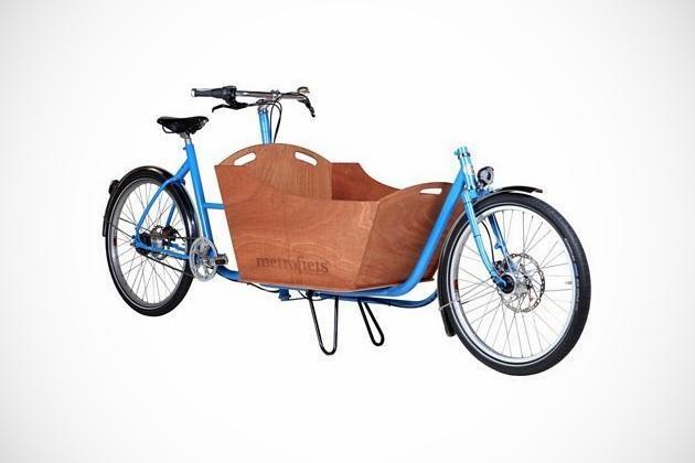 Metrogies Cargo Bikes