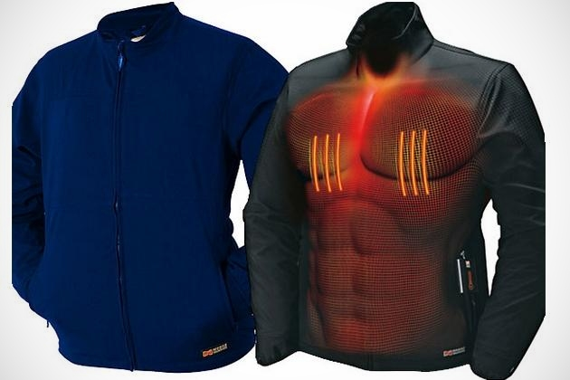 Mobile Warming Jackets