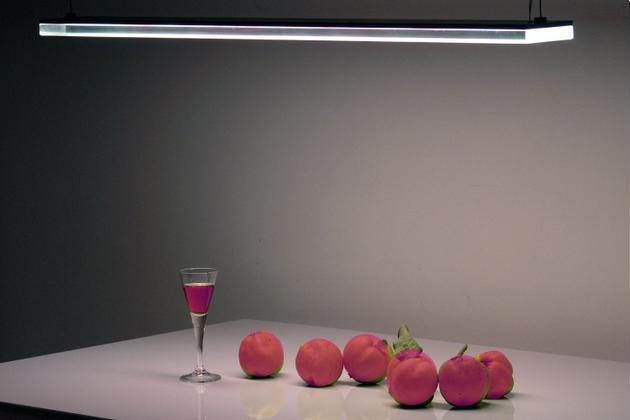 Pink Time Light