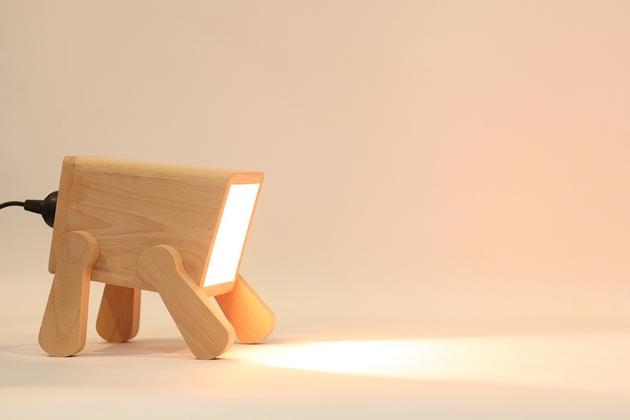Creative Frank Lamp (4)