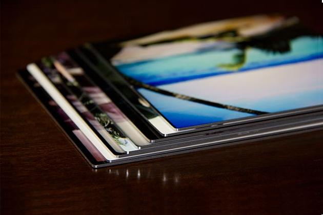 PostalPix Aluminum Prints