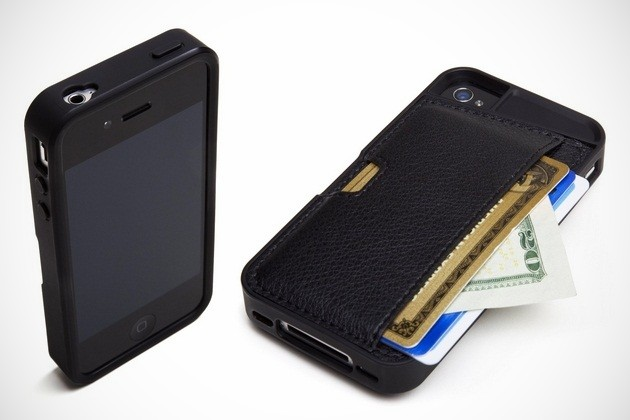 Q Card - iPhone 5 Wallet Case (1)