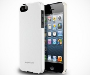 Slim Hard Case for iPhone 5 (1)