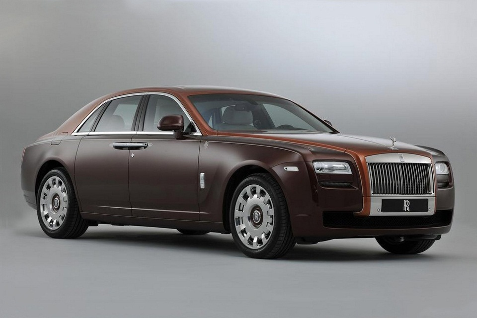 Rolls-Royce One Thousand and One Nights Bespoke Ghost Collection (2)