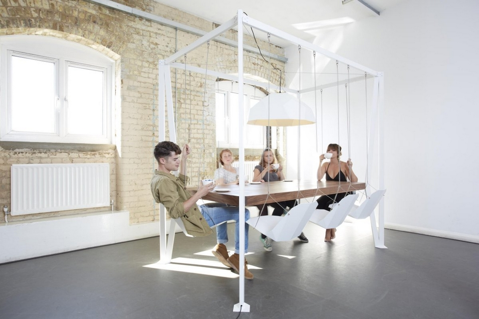 Swing Table by Duffy London (1)