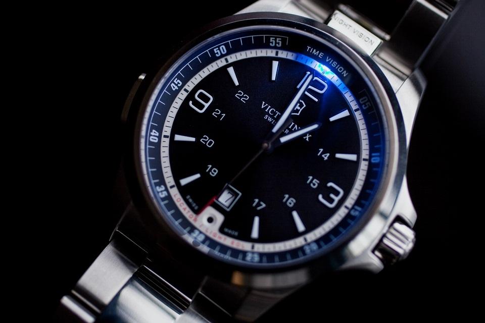 Victorinox Night Vision Watch