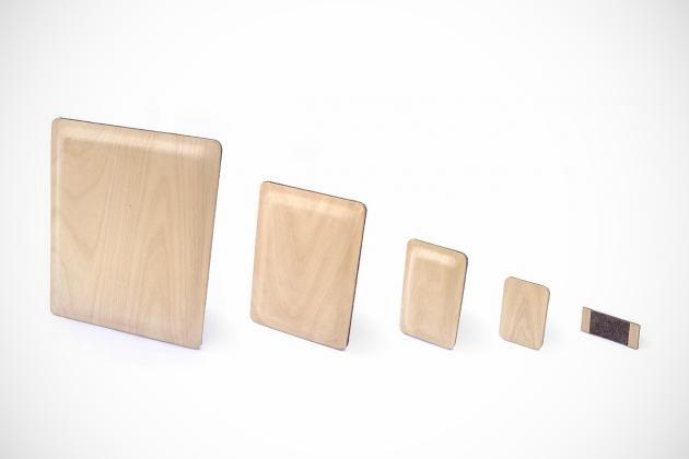 Wool & Wood Cases