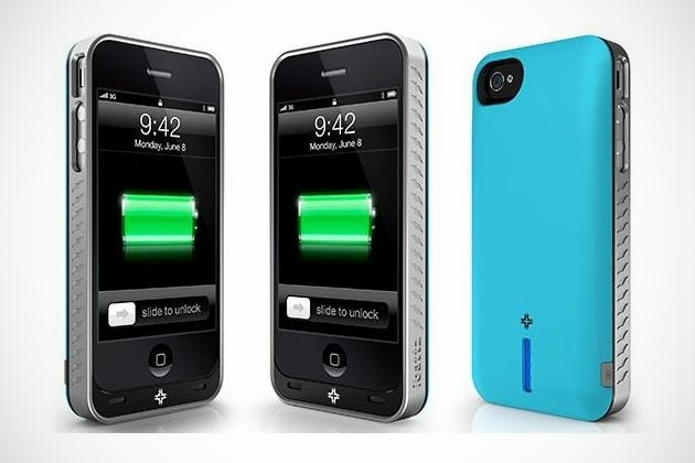 Mojo Hi5 Powerbank Case for iPhone 5
