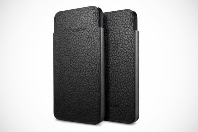 Genuine Leather Pouch for iPhone 5 (1)