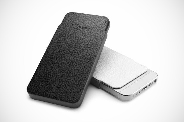 Genuine Leather Pouch for iPhone 5 (3)