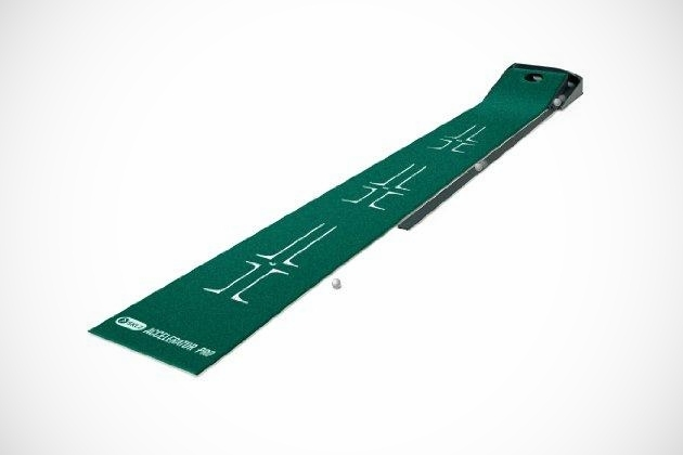 Accelerator Pro Ball Return Putting Mat