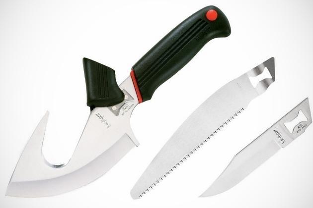 Kershaw Alaskan Blade Trader System