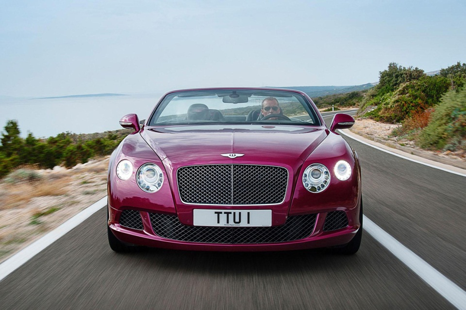 Bentley Continental GT Speed Convertible (4)